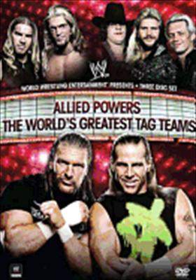 Wwe: Allied Powers, World's Greatest Tag Teams