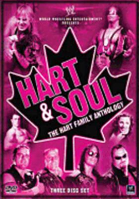 Wwe: Hart & Soul - Hart Family Anthology