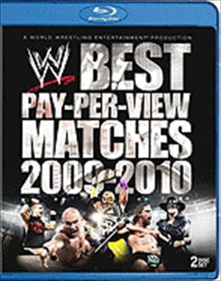 Wwe: Best Pay Per View Matches of the Year 2009-2010