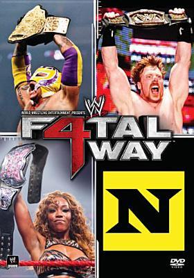 Wwe: Fatal Four Way 2010