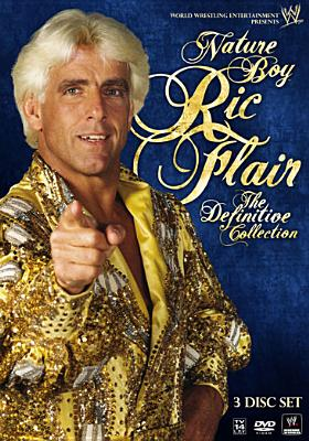 Wwe Nature Boy Ric Flair: The Definitive Collection