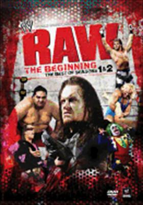 Wwe Raw: The Best of Seasons 1 & 2