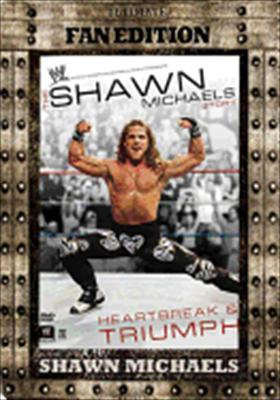 Wwe Shawn Michaels: Heartbreak & Triumph