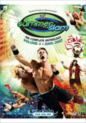 Wwe Summerslam: The Complete Anthology Volume 4