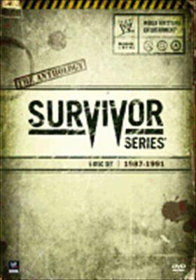 Wwe Survivor Series Anthology 1987-1991