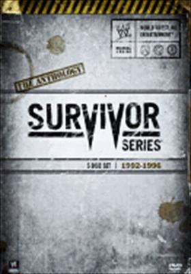 Wwe Survivor Series Anthology 1992-1996