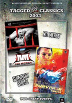 Wwe Tagged Classics: No Mercy 03 / Survivor Series 03