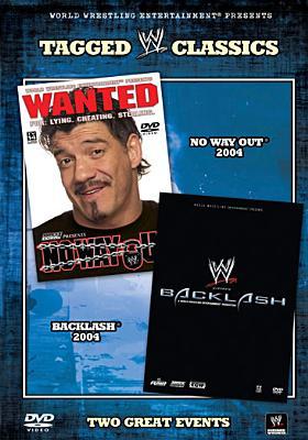 Wwe Tagged Classics: No Way Out '04 / Backlash '04