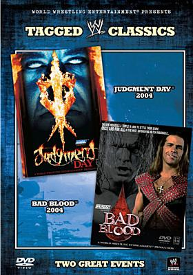 Wwe Tagged Classics Judgement Day 04/Bad Blood 04