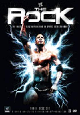 Wwe's the Rock: The Most Electrifying Man in Sports Entertainment