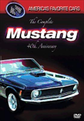 America's Favorite Cars: Mustang 40th Anniversary
