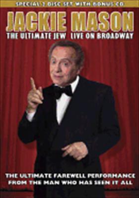 Jackie Mason: The Ultimate Jew, Live on Broadway