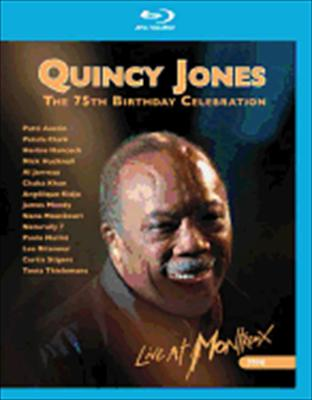 Quincy Jones: The 75th Birthday Celebration, Live at Montreux 2008