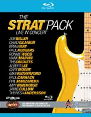 Strat Pack: Live in Concert 50th