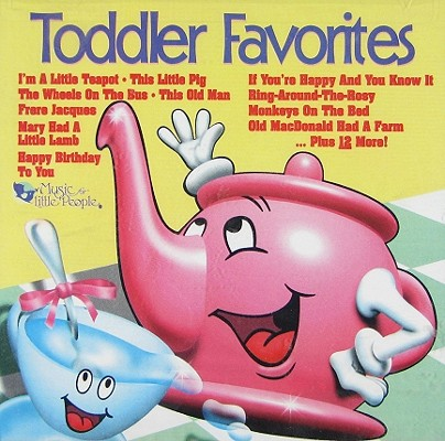 Toddler Favorites: Music for Little People 0081227526221