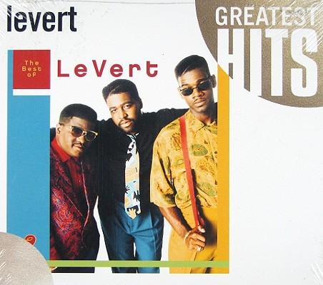 Best of LeVert 0081227678128