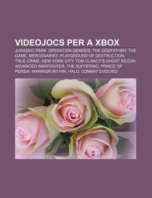 Videojocs Per a Xbox: Jurassic Park: Operation Genesis, the Godfather: The Game, Mercenaries: Playground of Destruction