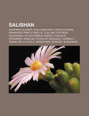 Salishan: Shuswap, Lillooet, Stalo Indijanci, Coeur D'Al Ne