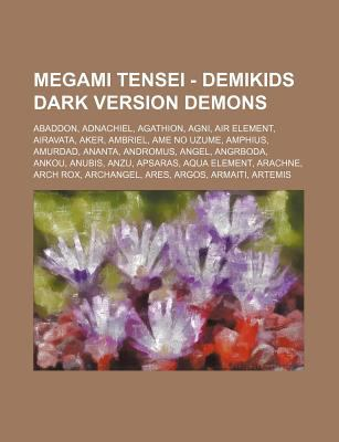 Megami Tensei - Demikids Dark Version Demons: Abaddon