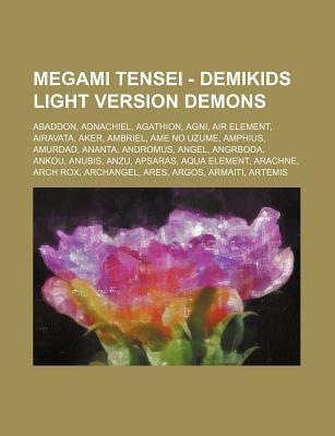 Megami Tensei - Demikids Light Version Demons: Abaddon