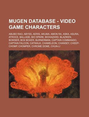 Mugen Database - Video Game Characters: Abubo Rao, Abyss