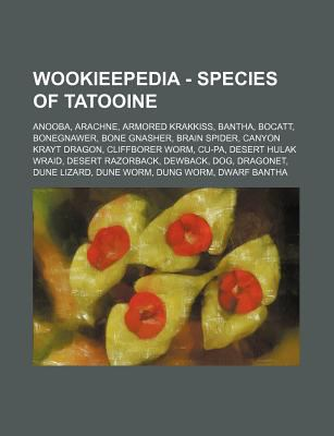 Wookieepedia Species Of Tatooine Anooba Arachne Armored Krakkiss Bantha Bocatt Bonegnawer Bone Gnasher Brain Spider Canyon Krayt Dragon Cl By 9781234810245 Reviews Description And More Betterworldbooks Com For our purposes, we'll call the area of a womp rat and thus that of the exhaust port opening. better world books