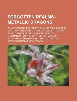 Forgotten Realms - Metallic Dragons: Brass Dragons, Bronze