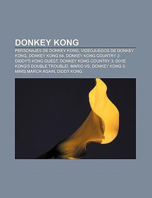 Donkey Kong: Personajes de Donkey Kong, Videojuegos de Donkey Kong, Donkey Kong 64, Donkey Kong Country 2: Diddy's Kong Quest