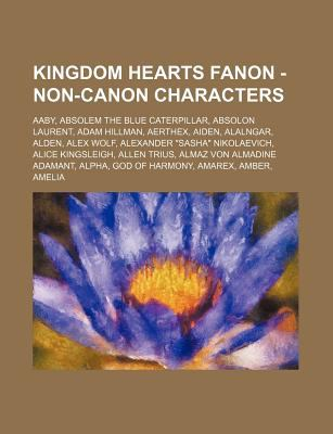 Kingdom Hearts Fanon - Non-Canon Characters: Aaby, Absolem
