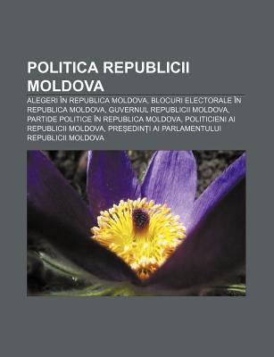 Politica Republicii Moldova: Alegeri N Republica Moldova