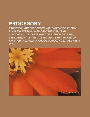 Procesory Procesor Mikroprocesor Wielow Tkowo Mmx Zilog Z80