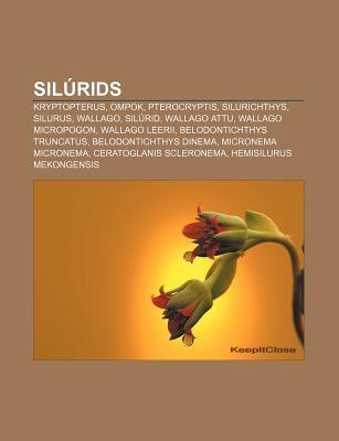 Sil Rids: Kryptopterus, Ompok, Pterocryptis, Silurichthys, Silurus, Wallago, Sil Rid, Wallago Attu, Wallago Micropogon, Wallago 9781232753049