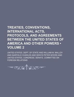 Treaties Conventions International Acts Protocols And Agreements