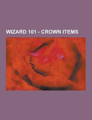Wizard 101 - Crown Items: Allegiance Staff, Amaranthine