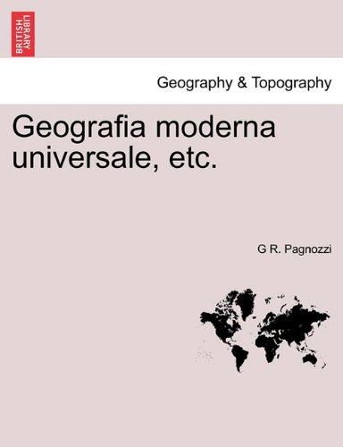 Geografia Moderna Universale, Etc. 9781241341060