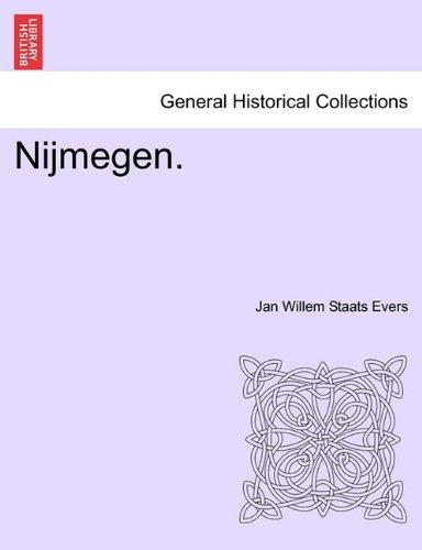 Nijmegen. 9781241439859