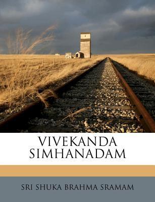 Vivekanda Simhanadam 9781245690355