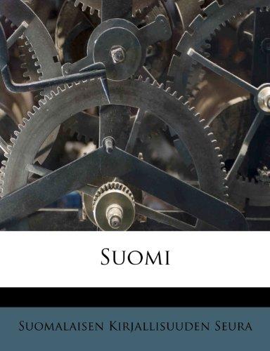 Suomi 9781248853795