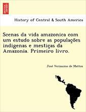 SCENAS DA VIDA AMAZONICA COM UM ESTUDO S 20059470