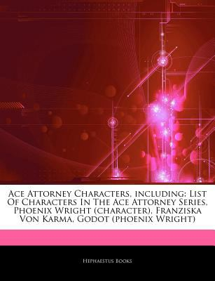 Articles On Ace Attorney Characters Including List Of Characters