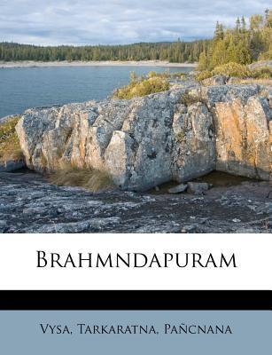 Brahmndapuram 9781248339183