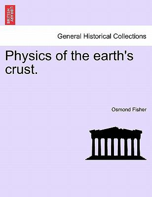 Physics of the Earth's Crust. 9781241528232