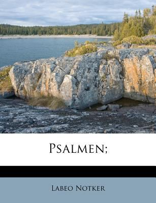 Psalmen; 9781245156356