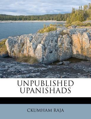 Unpublished Upanishads