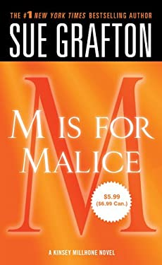 M Is for Malice 9781250005267