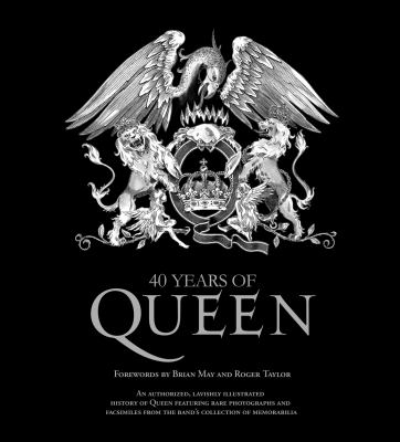 40 Years of Queen [With Poster] 9781250005687