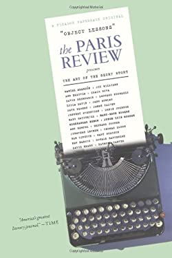 Object Lessons: The Paris Review Presents the Art of the Short Story 9781250005984