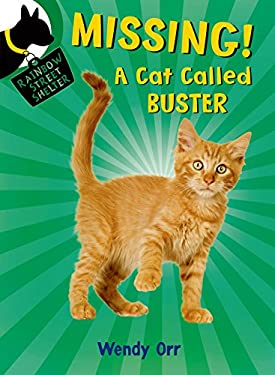 MISSING! A Cat Called Buster (Rainbow Street Shelter)