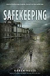 Safekeeping: A Novel of Tomorrow 22924248