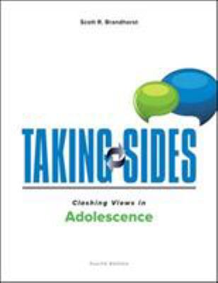 Taking Sides: Clashing Views in Adolescence - 4th Edition